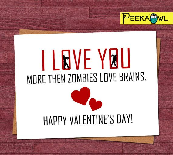 25 best ideas about Funny valentines cards – Clever Valentine Cards
