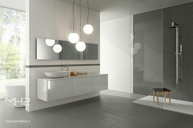 Interior Design, Bathroom IV, 3d rendering