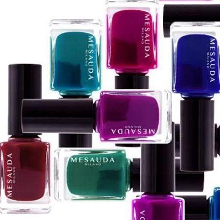 Smalto Shine Flex di #Mesauda per unghie sempre perfette effetto ceramica. #nails #fashion