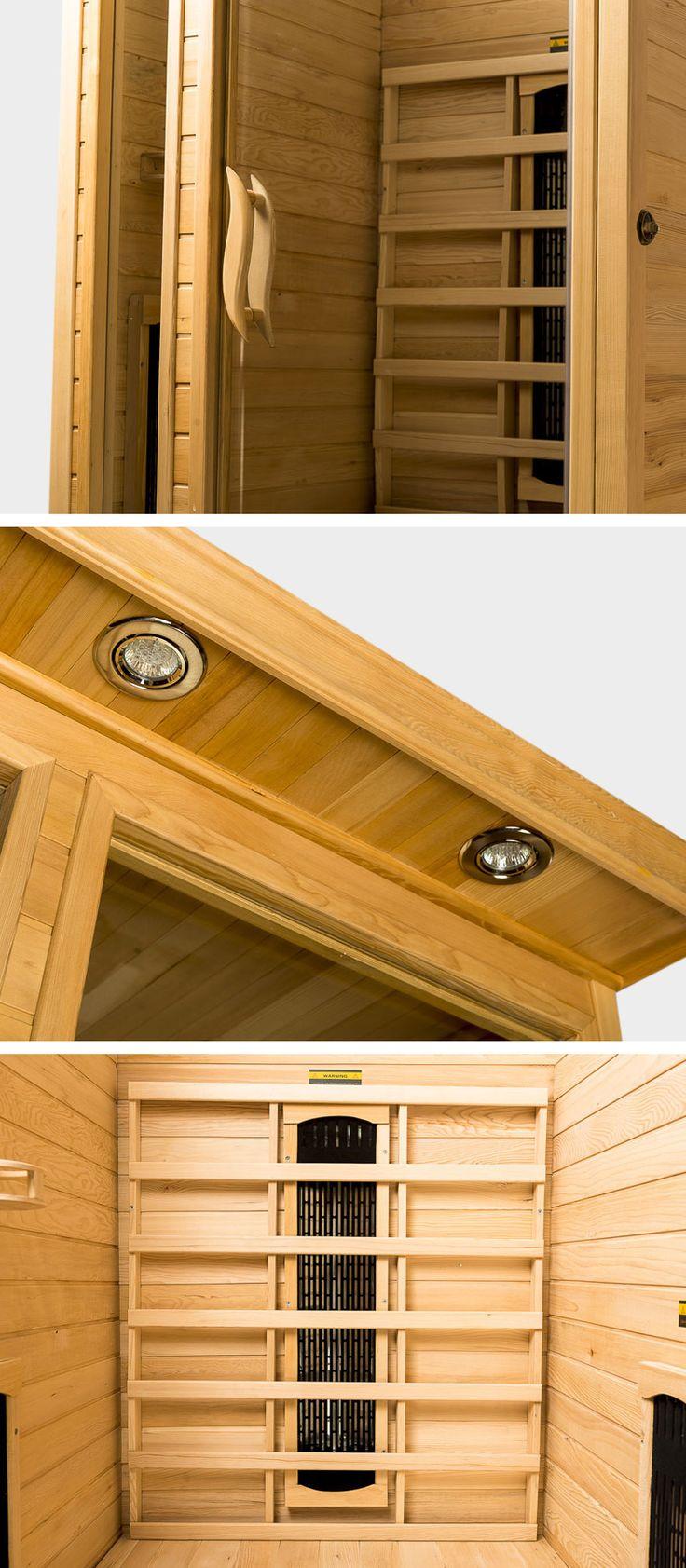 29 besten saunen infrarotkabinen von poolsana bilder auf pinterest bestechen fernbedienung. Black Bedroom Furniture Sets. Home Design Ideas