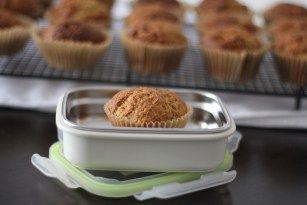 Banana Yogi Muffins by NOGLUTENS - gluten free
