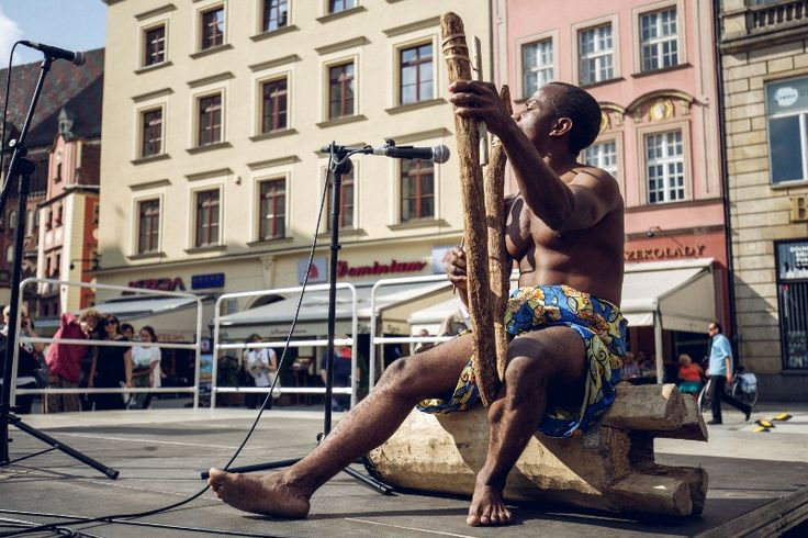 Ndima - Old Town   Brave Festival 2015 Griot, phot. Mateusz Bral