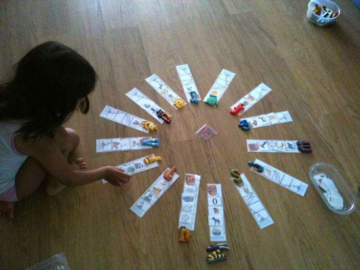 Planète des alphas : un petit jeu home made !