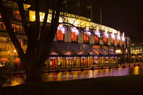 Holland Casino Evening