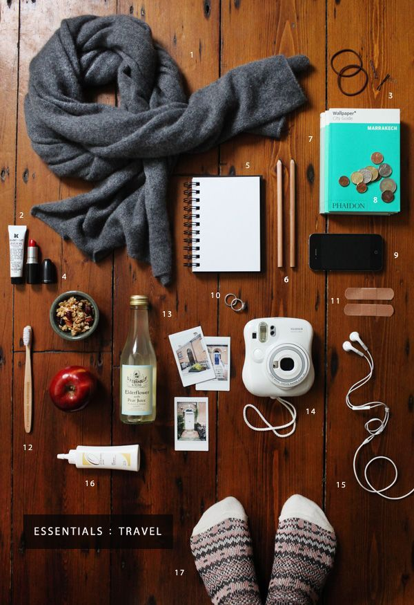 travel Essentials: Jenn Blake  |  The Fresh Exchange