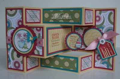 LW Designs: May Your Layers Be Many…Tri-shutter Card