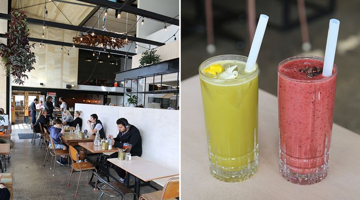 A charitable cafe is changing our expectations of food and coffee for a good cause.