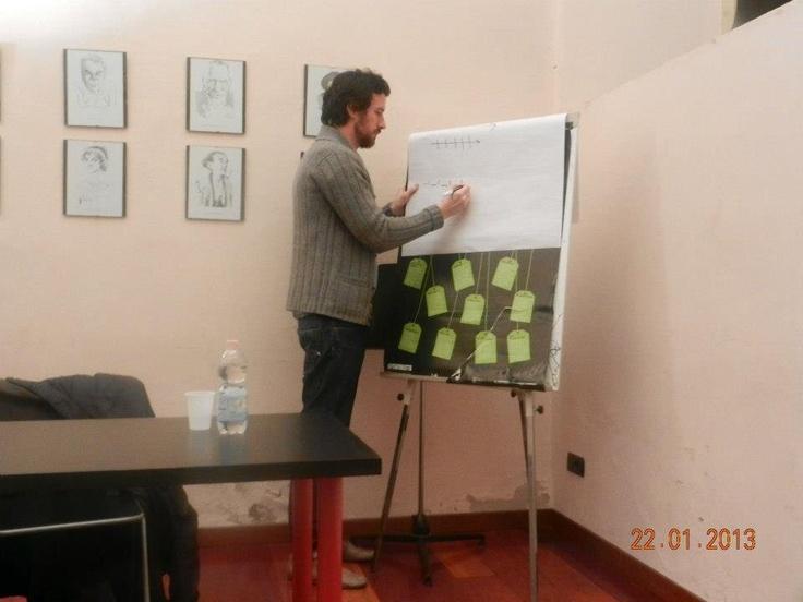 Marco Missiroli ci spiega le strutture narrative