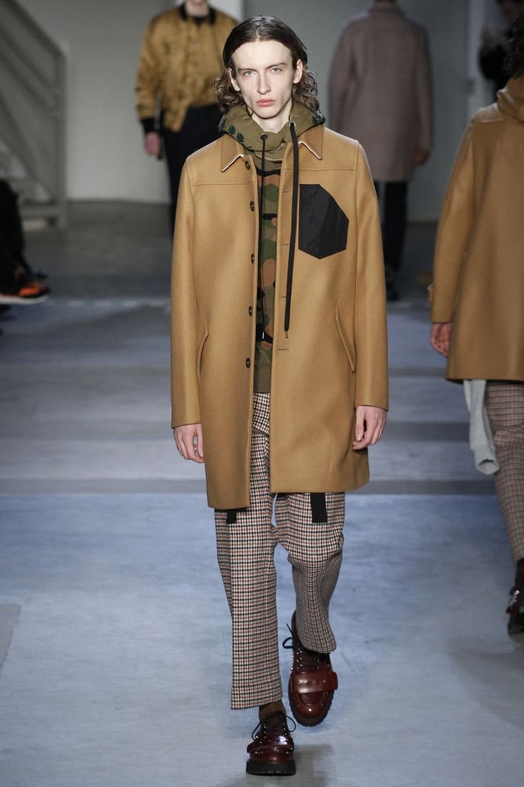 No. 21: homme fall/winter 2017-2018