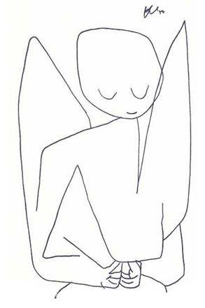 Paul Klee, Forgetful Angel