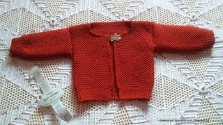 Os meus artigos de tricot (e desabafos de mãe): Para venda # 4