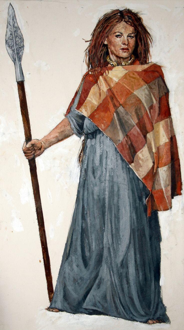 Boudica, Celtic Warrior Queen | Lady Warriors | Pinterest ...