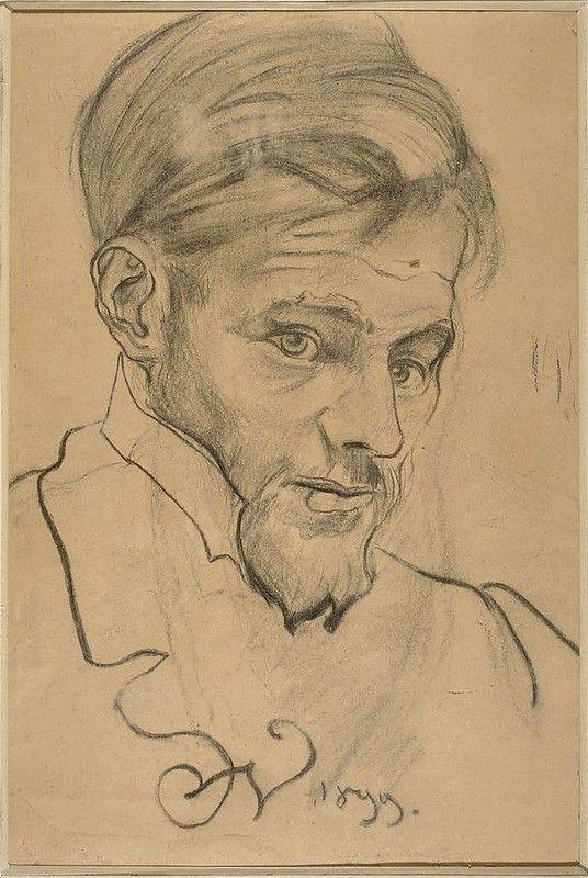 Portret Ludwika Janikowskiego, Stanisław Wyspiański
