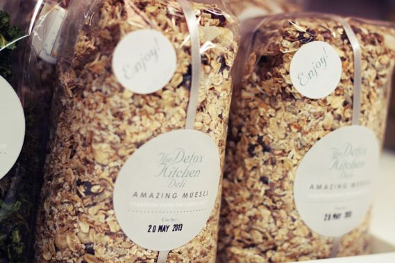 Homemade Muesli/Granola~~(?) for sale and packaged beautifully
