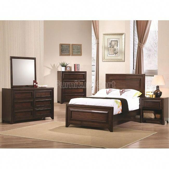 Surprising Jerico Panel Bedroom Set Coasterfurniture Camas Twin Download Free Architecture Designs Photstoregrimeyleaguecom