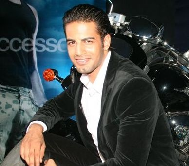 This does not do upen patel justice..but here he is! :) If only you were younger..