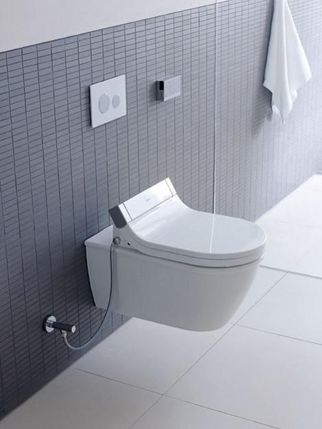 Modern bathroom toilet seats and covers contemporary for Bathroom n toilet design