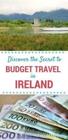 Discover the secret to budget #travel in #Ireland