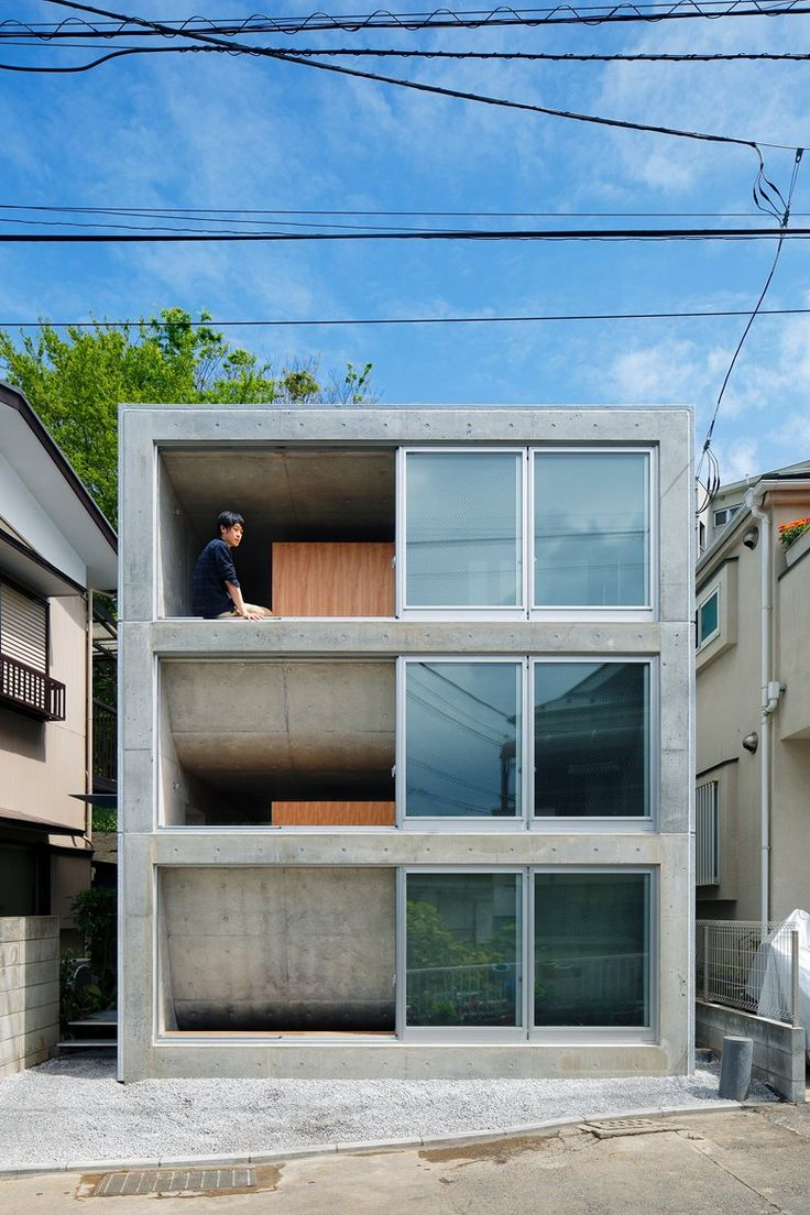 The 754 best Japanese Architecture on Archilovers images on ...