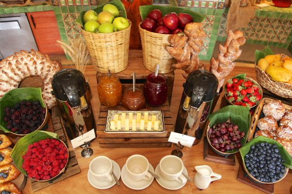 Craving for a coffee break? Now this is how we prepare it at Capella Pedregal! #coffee #break #breakfast