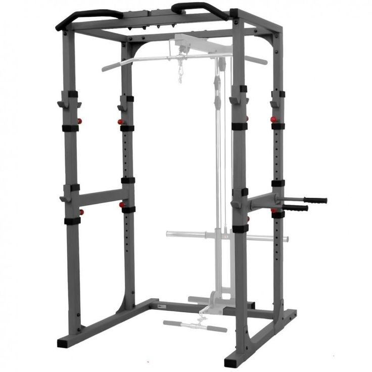 XMark Power Cage With Dip Station And Pull-up Bar XM-7620