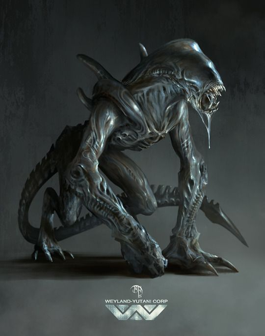 6 Xenomorph hybrids that would take the Alien to a whole new level of terrifying
