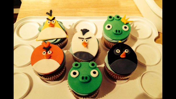 Angry Birds !!