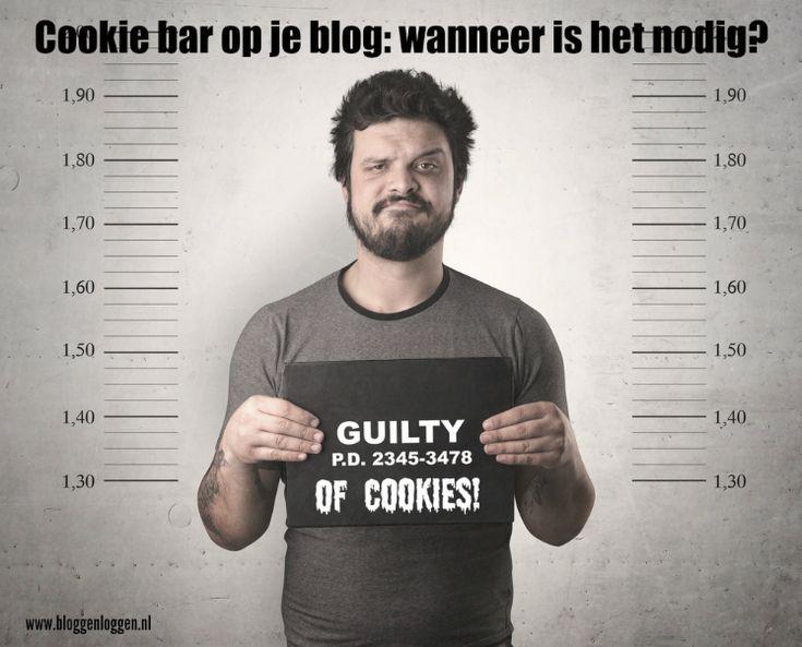 cookies vermelden?