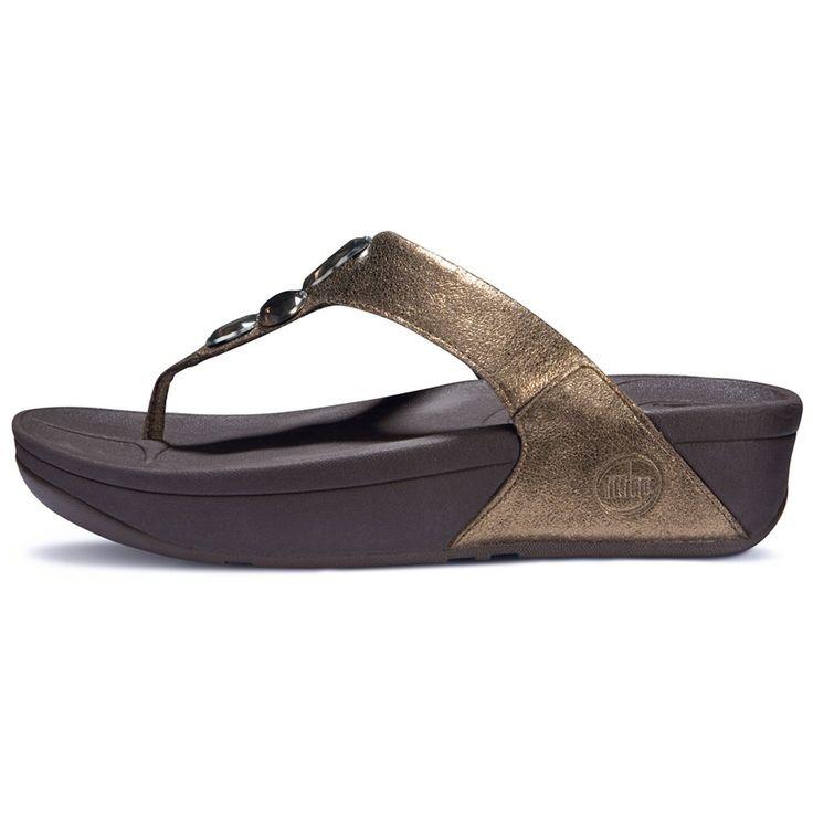 FitFlop Unique Brown Sandals Online $66.00. Save: 43% off. Model: Flip159