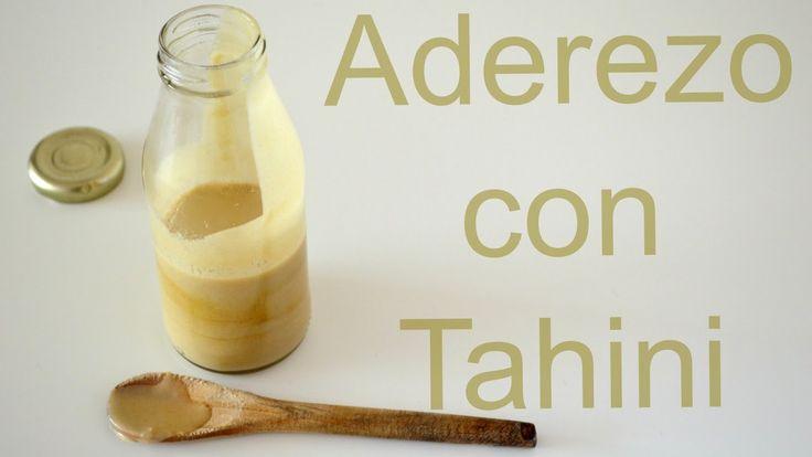 aderezo de tahini #127 / easy tahini dressing