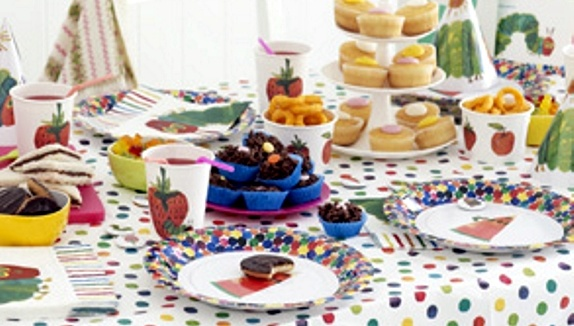 The Very Hungry Caterpillar Party: Parties Supplies, Hungry Caterpillar Parties, Parties Plans, Birthday Parties, Hungry Caterpillar Party, Very Hungry Caterpillar, 1St Birthday, Parties Ideas, Birthday Ideas