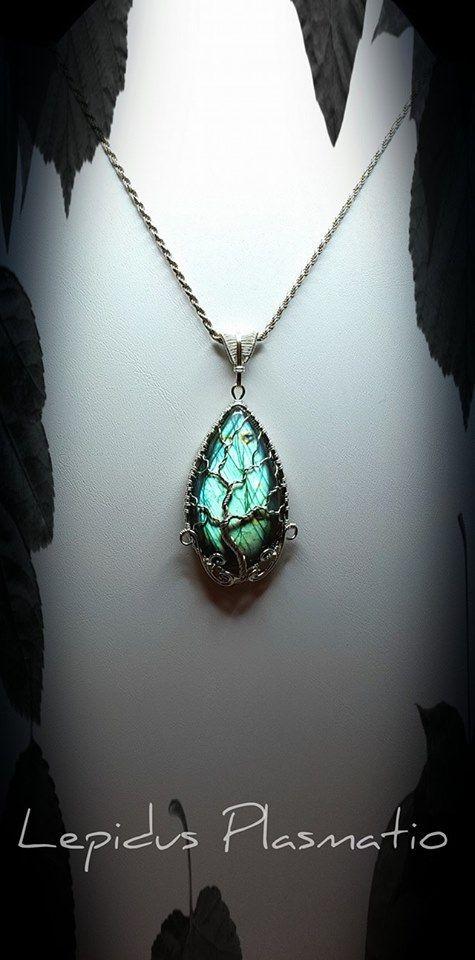 17 best Lepidus Plasmatio images on Pinterest   Wire wrap jewelry ...