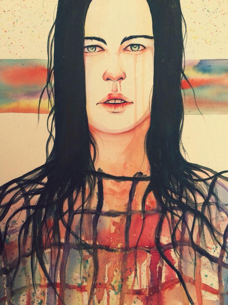 #art #watercolor