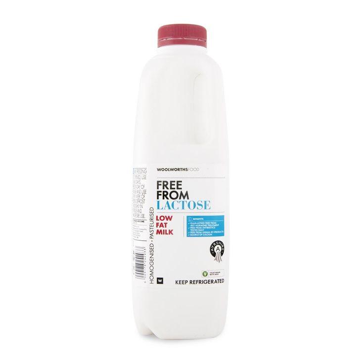 Lactose Free Food
