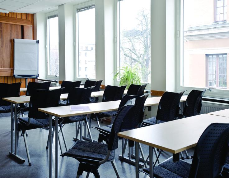 HÅG Conventio Wing joining ABF Huset in Sweeden! #InspireGreatWork #design #Scandinavian #education