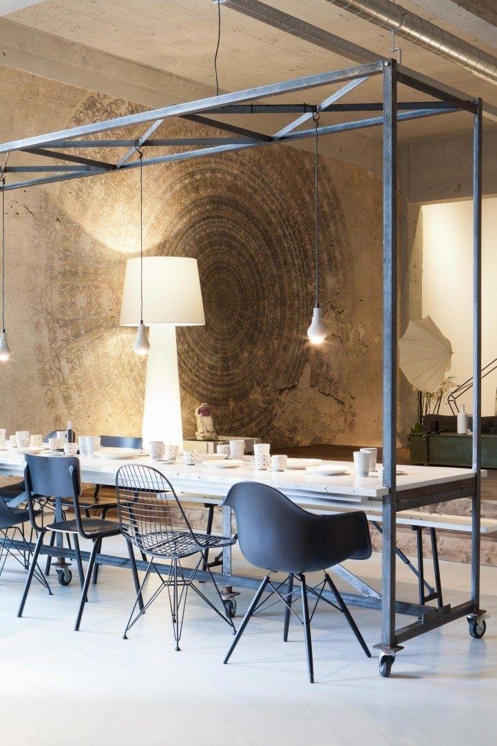 25 beste idee n over verftechnieken muur op pinterest textuur geschilderde muren faux - Deco originele muur ...