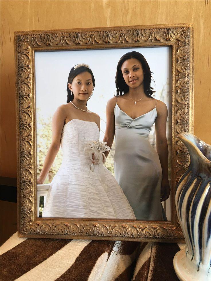 The 50 best Wedding Framing images on Pinterest | Bridal dresses ...
