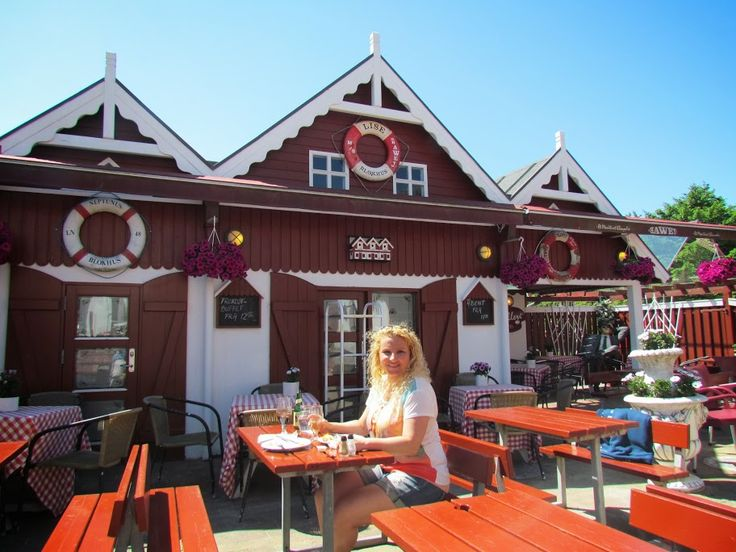 """Seafood Restaurant """"Hawet"""" in Blokhus, Denmark Great food and lovely appearance  http://www.hawet.dk/"""