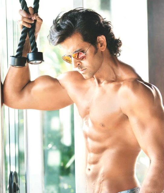 Hrithik Roshan Workout and Diet for Bang Bang...