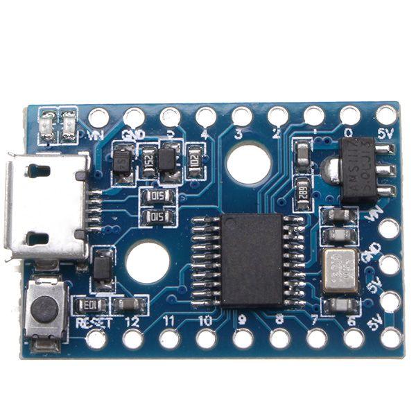 Hot Sale 1PC Development Board Use Micro ATTINY167 Module For Arduino USB Board Module