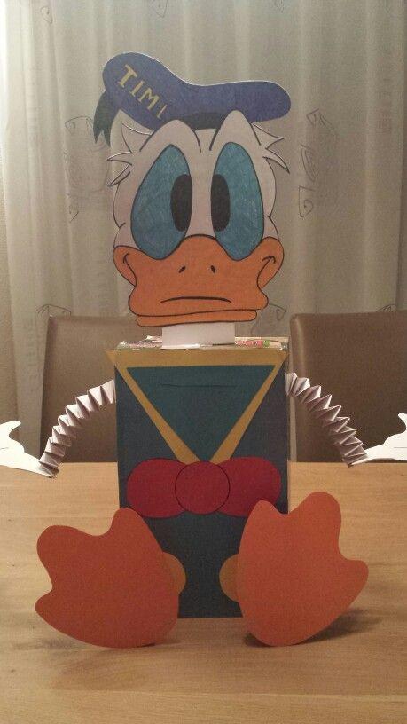 Sinterklaas surprise Donald Duck                                                                                                                                                                                 More