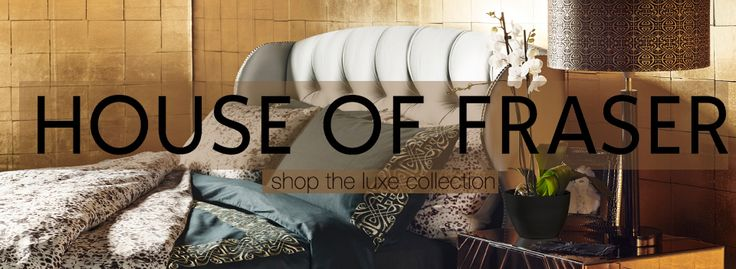 For all your bedding needs, Shop our House Fraser Homewear Range