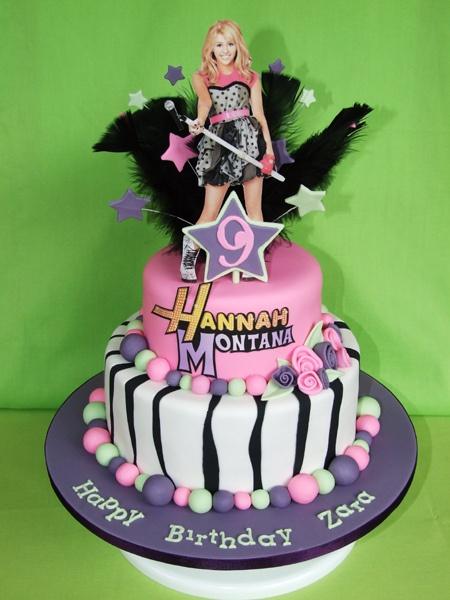 hannah montana cake idea (andrea feb 25) skylahs choice