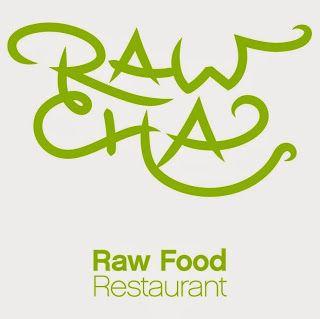 Rawcha - vege a čaj