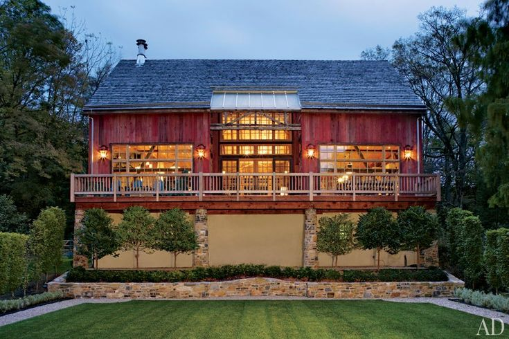 2119 best images about architecture on pinterest house for Red barn plans