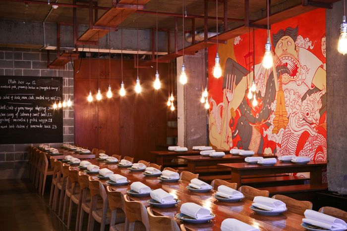Thai Food Restaurant   Thai Restaurants Sydney   Muum Maam