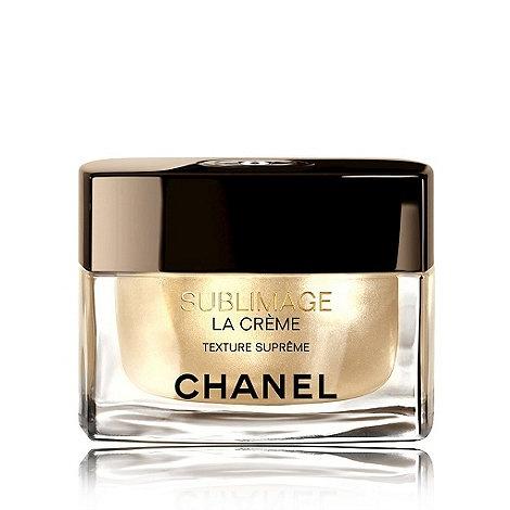Chanel Sublimage la Creme Ultimate Skin Regeneration Texture Supreme From Debenhams.com