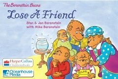 New app birthday! The Berenstain Bears Lose A Friend - iPhone, iPod Touch, iPad & Android Apps - Oceanhouse Media