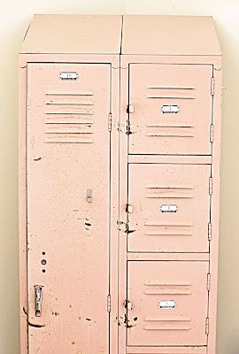 Love these lockers