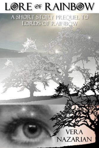 """Enter the one true realm of one thousand and fifty shades of grey... How did the world without color come to be? Discover the ancient mystery in this powerful short story that started it all, the prequel to the monumental epic fantasy Lords of Rainbow! ...  """"Lore of Rainbow"""" by Vera Nazarian, www.amazon.com/..."""